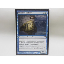 Mtg Magic The Gathering Invisible Stalker Innistrad Exp 2011
