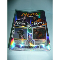 Magic The Gathering Duel Deck Venser Vs Koth Ya Disponible