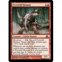 Mtg Pyrewild Shaman