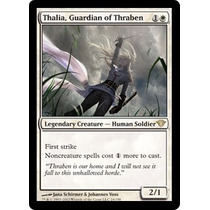 Mtg Thalia, Guardian Of Thraben