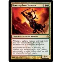 Mtg Burning-tree Shaman
