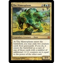 Mtg The Mimeoplasm Commander (2011 Edition)