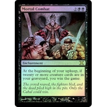 Mtg Mortal Combat 10th Edition (foil)
