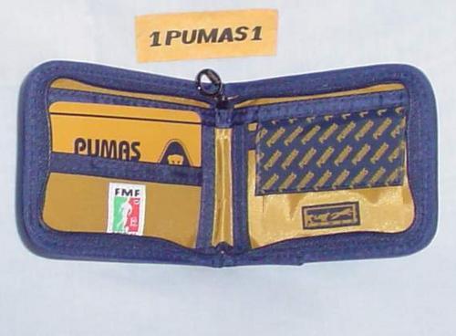 Cartera De Pumas Original