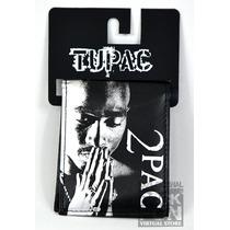 Tupac Cartera Bi-fold Importada 100% Original