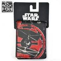 Star Wars Cartera Bi-fold Importada 100% Original 4