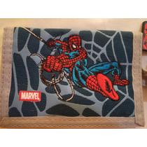 Cartera Spider-man 100% Original Edicion Especial Limitada