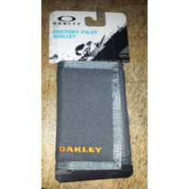 Cartera Billetera Oakley Nueva
