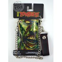 Zombies Cartera Cadena Importada 100% Original