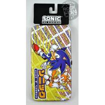 Sonic Sega Cartera De Dama Importada 100% Original 2