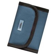 Wallis - Cartera Azul, 13x9 Cm