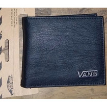 Cartera Billetera Vans F