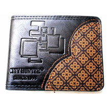 Cartera Piel Genuina City Hunter Caballero Mayoreo Has Negoc