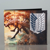 Attack On Titan Cartera Survey Corps Shingeki No Kyojin