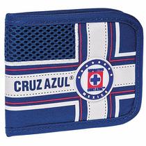 Cartera Cruz Azul La Maquina Mexico Futbol Zona Fan