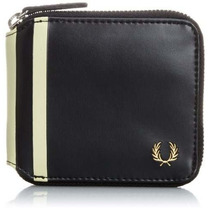 Cartera Fred Perry Zip Around Para Hombre