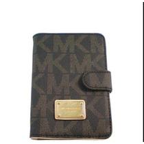 Cartera Para Passaporte Michael Kors 100% Original Mk