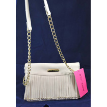 Cartera Carteron Betsey Johnson Hermosa