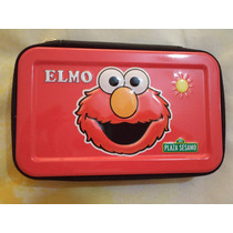 Cartera Billetera Elmo D Plaza Sesamo 100% Original Nueva