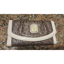 «o. Luxuss» Cartera Guess Dama 100% Original