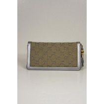 Cartera Gucci Wallets Metallic Ifs Para Mujer