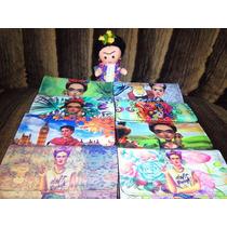 Carteras Frida Kahlo, Varios Diseños, Hermosas!!!