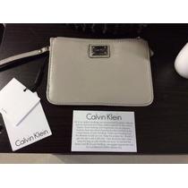 Monedero Cartera Calvin Klein Ck Original Piel Nuevo