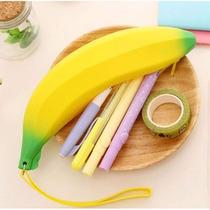 Monedero Plátano Silicón