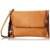 Cartera Frye Hillary Embrague Del Sobre Natural