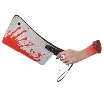 Bolso Bolsa Cleaver Chutch Bag Kreepsville Machete Sangre