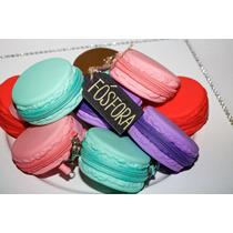 Monederos De Colores En Forma De Alfajor Macarrón