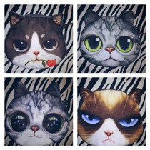 Preciosas Carteras Monederos 3d Gatitos Y Perritos