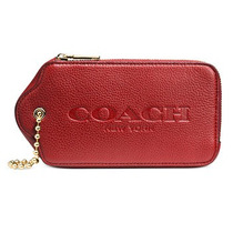 Coach Tag Multifunctional Case 100% Original Piel 3 Colores