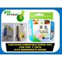 Cartucho Compatible Kodak 30xl Con Chip y Tinta Alto Re Vbf