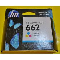 Cartucho Hp 662 - Cz103al - Cz104al