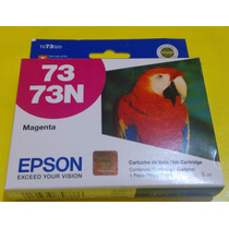 Cartucho Epson Magenta 73n - T073320