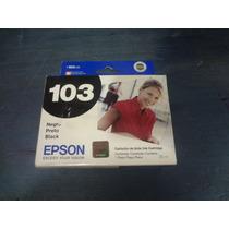 Tinta Epson 103 Negro