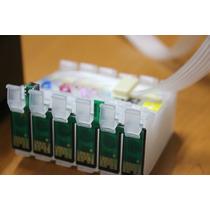 Sistema De Tinta Continua Para Epson T50