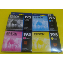 Cartuchos Epson T195