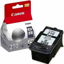 Cartucho Tinta Canon 210 Negro Pg-210 Pg210 Pixma Original