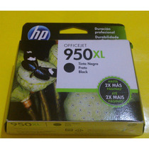 Cartucho Hp 950xl- Negro Cn045al