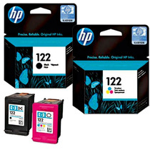 Cartucho De Tinta Hp 122 Negro 122 Color