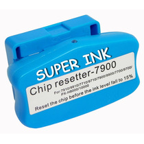 Reseteador Para Cartuchos De Plotters Epson Modelos 7900,