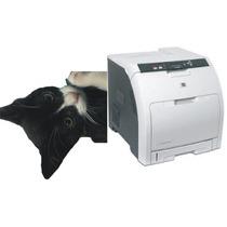 Impresora Laser Jet 3800dn Color Tarjeta De Red Y Duplex