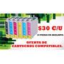 Cartuchos Compatibles Oferta, Hp, Epson, Cannon, Baratos Nue
