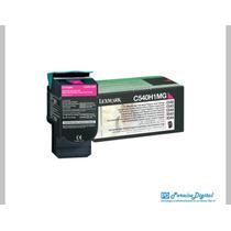 Lexmark Tóner Magenta C540h1mg Para Imp. C540 C543 C544