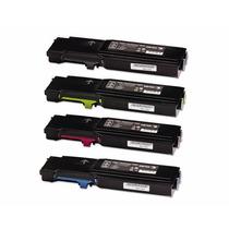 Kit 4 Toner Xerox Phaser 6600 Work Centre 6605