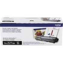 Toner Brother Tn221bk Negro P/laser Hl-3140cw Hl-3170cd