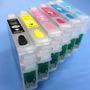 Cartucho Recargable Compatible R270 R290 Rx590 Rx610 T50 Eps