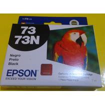 Cartucho Epson Negro 73n - T073120